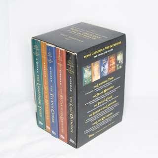 Percy Jackson & The Olympians - Box Set