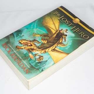 The Heroes Of Olympus: The Lost Hero, Book 1