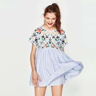 Zara Jumpsuit Dress