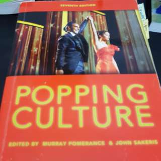 Popping Culture
