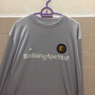 BATHING APE STA JERSEY
