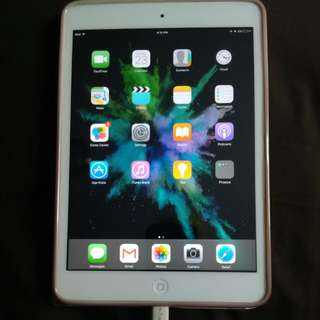 iPad Mini First Generation With Case And Charger