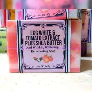 RMK Egg White&Tomato Soap
