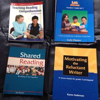 Brand New Education Books Primary Years $5 Each