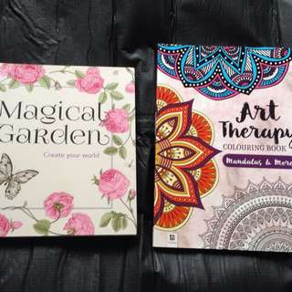 Colouring Books $5 Each. New