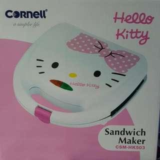 BN Hello Kitty Sandwich Maker Cornell