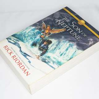 The Heroes Of Olympus: The Son of Neptune, Book 2