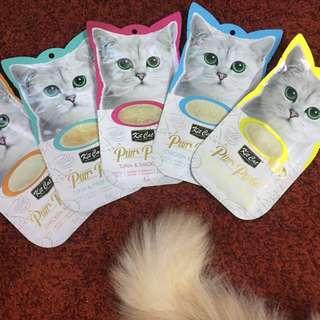 Snack / Wet Food / Makanan Kucing