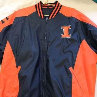 University Of Illinois Jacket