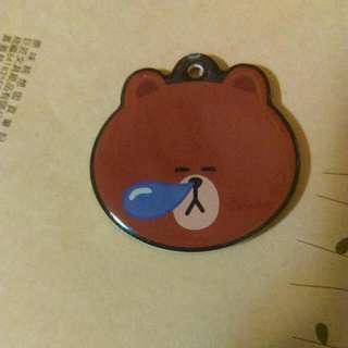 (出清)限量熊大二手悠遊卡