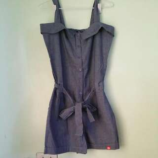 Dikies Denim Romper