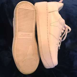 Windsor Smith Pale Pink Sneaker