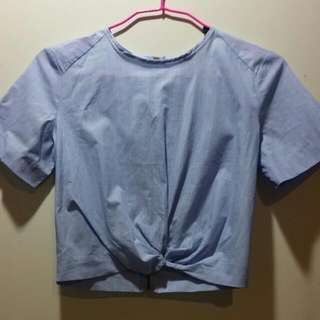 Glassons Crop Top Size 12