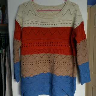 Size 10-12 Knitted Jersey