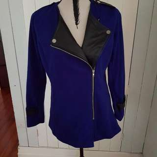 Womens Jacket Size 10 BNWT Too Sml For Me