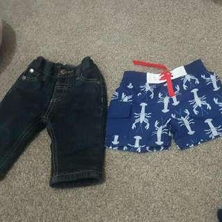 Pants &shorts