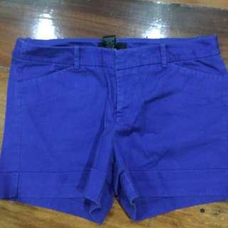 Mossimo Blue Shorts