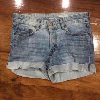 H&M Boyfriend Shorts