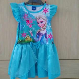 Frozen Tutu Dress