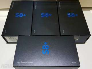 Samsung S8 brand new sealed