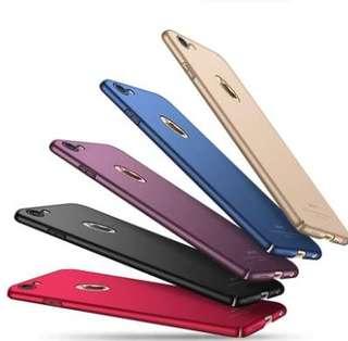 蘋果6手機殼6Plus套6s防摔磨砂硬殼新款4.7 5.5