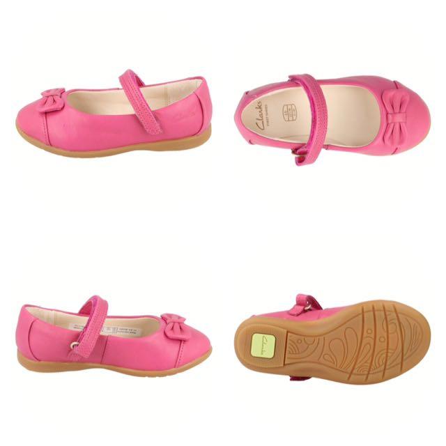 b54303ae666 100% Original Brand New CLARKS Baby Girl Leather Shoes, Bayi & Kanak ...
