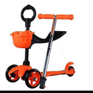21st Scooter 3in1 Ride Kids Toy