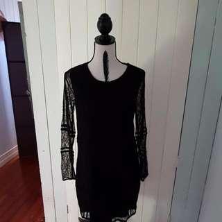Size 12 H&M Lace Dress Never Worn