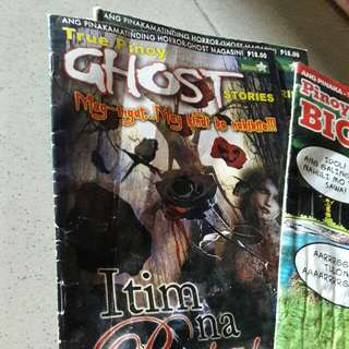 True Pinoy Ghost Stories