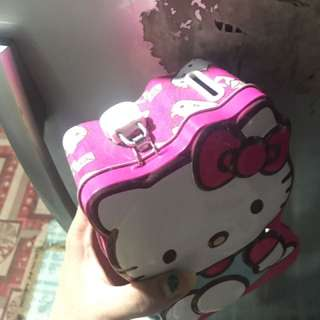 Hello Kitty Alkansya