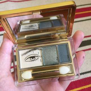 Estée Lauder Eye Shadow Trio 眼影