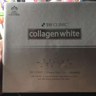 3W Clinic Collagen White