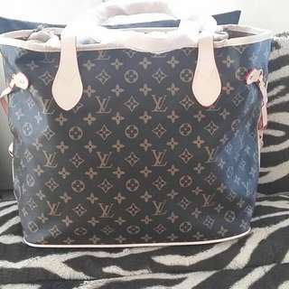 Loui Vuitton Tote Large Bag New