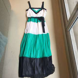 Banana Republic Long Dress Size 6 US Or 10 Aus