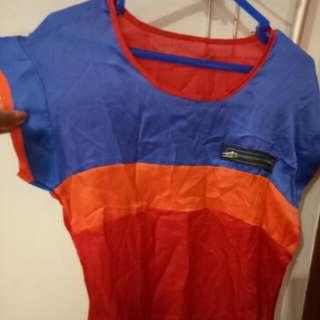 3 Color Shirt