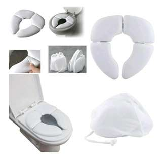 Foldable Toilet Seat (Travelling)