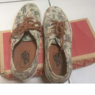 vans authentic dessert cowboy