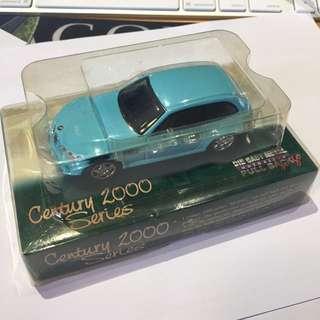 BMW 粉藍車仔