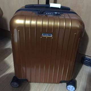 Brandnew Authentic RIMOWA salsa Air Hand Carry Trolley Travel Luggage Bag