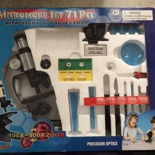 益智玩具-顯微鏡