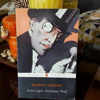 Arsene Lupin Gentleman - Thief