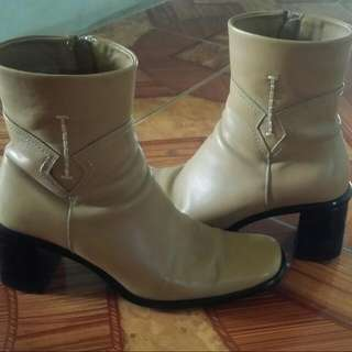 Cardams Genuine Leather Boots