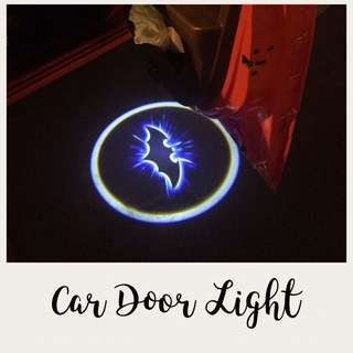 [PO] Batman Car Door Light