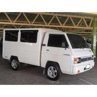 L300 For Rent l FB Van dual Aircon