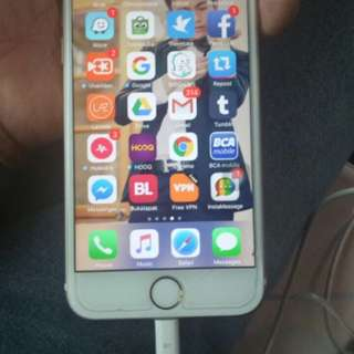 Iphone 6 Gold 64 GB