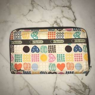 Preloved 100% ORIGINAL LeSportSac Wallet