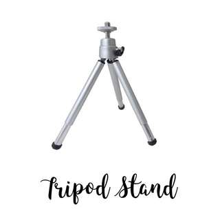 Table Phone Tripod Stand