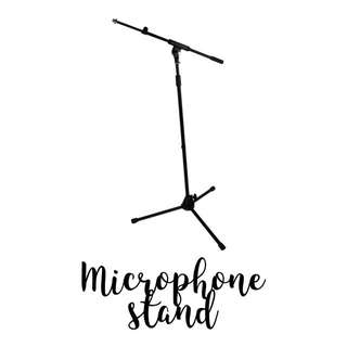 (Promotion) Microphone Stand