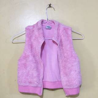 Oshkosh Fur Jacket