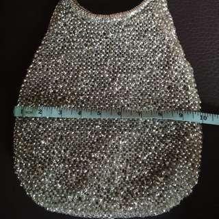 Anteprima Silver Wire Bag